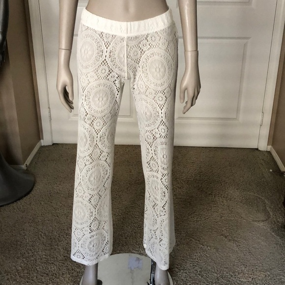 Pacsun Pants Me To We For Lacy Crochet Beach Poshmark